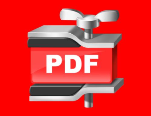Come ridurre file pdf online