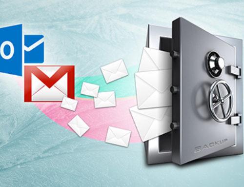 Come esportare posta elettronica Gmail