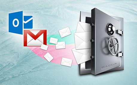 esportare posta gmail